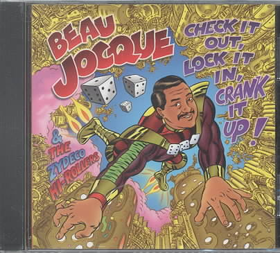CHECK IT OUT, LOCK IT IN, CRANK IT UP BY JOCQUE,BEAU (CD)