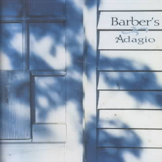 BARBER'S ADAGIO (CD)